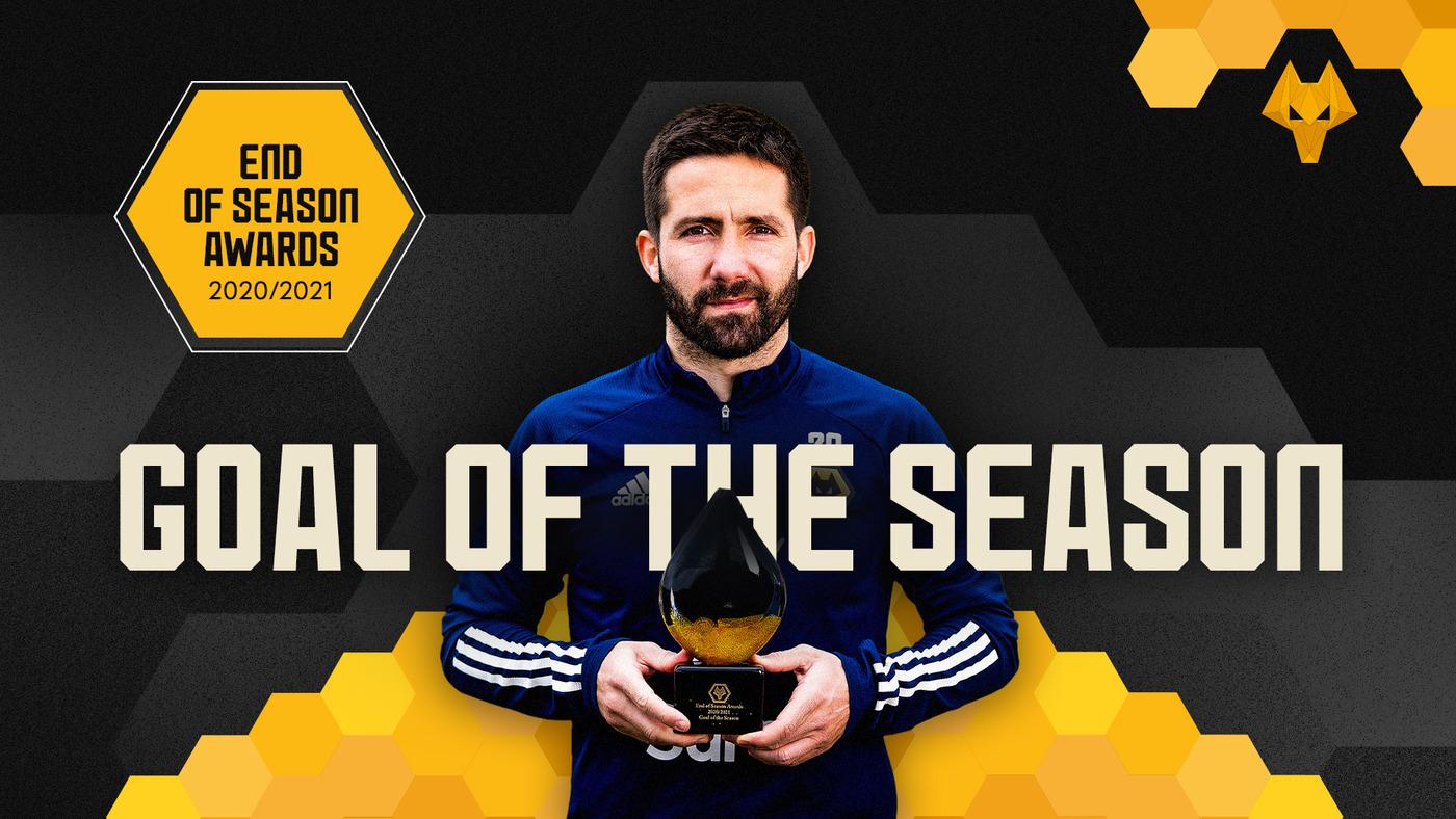 Wolves Goal of the Season | Joao Moutinho