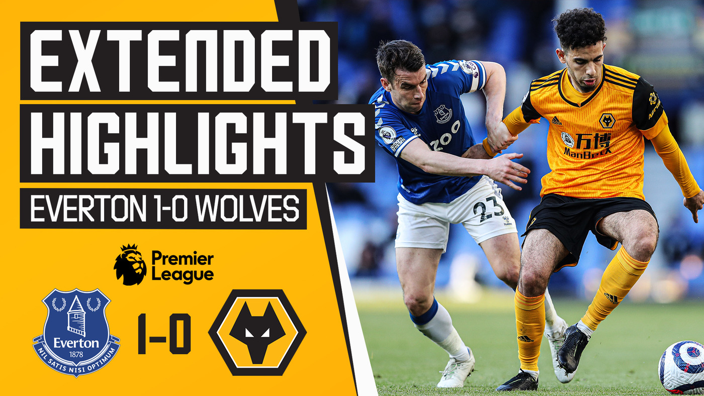 Wolves fall at Goodison Park | Everton 1-0 Wolves | Extended Highlights