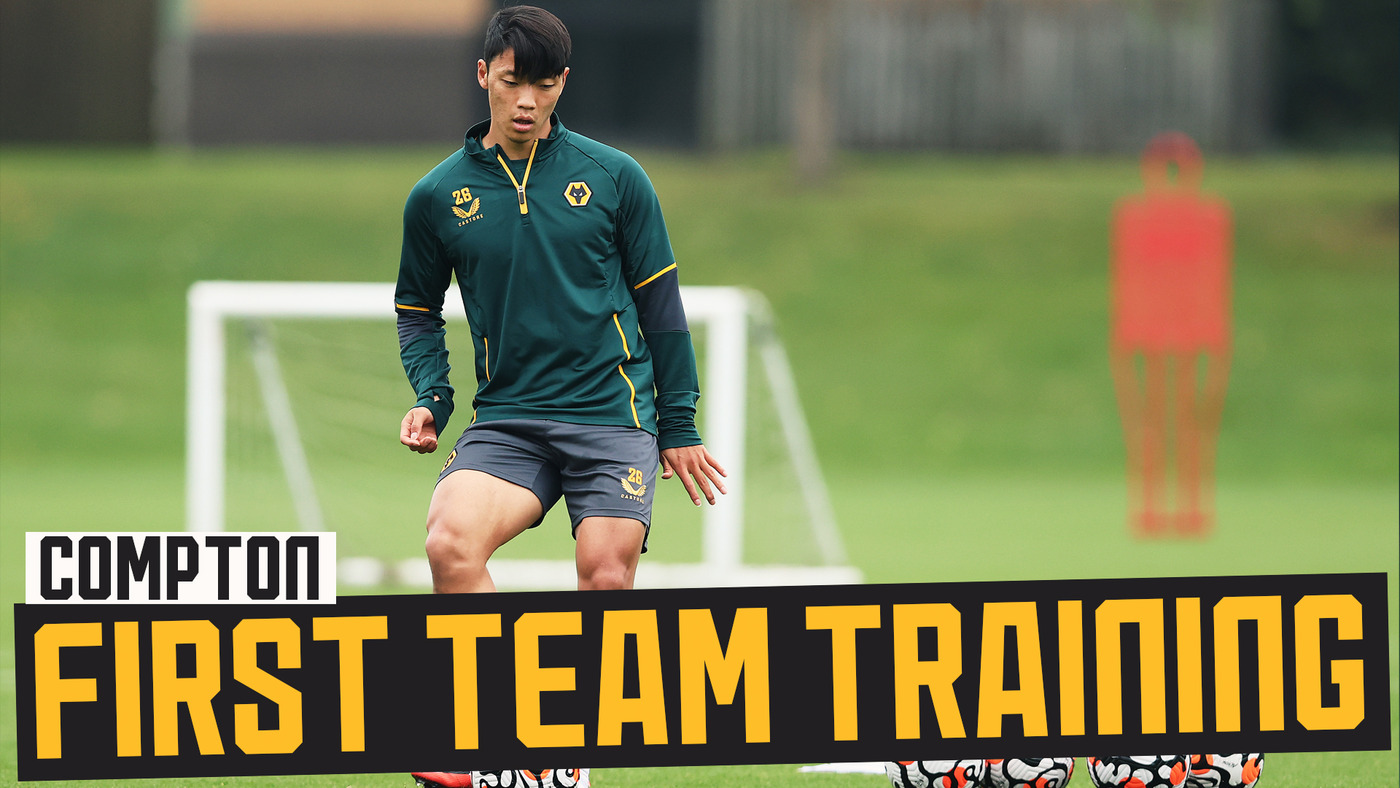 HWANG WATCH!   In-depth look at Hee Chan Hwang training with his new teammates