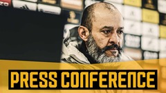 Injury update, facing Guardiola's in-form team & a tribute to Graham Hughes | Nuno's pre-Man City Press Conference