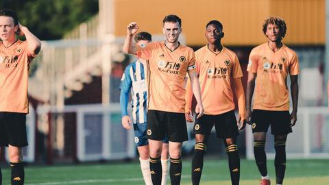 Brighton 2-0 Wolves | U23 Highlights