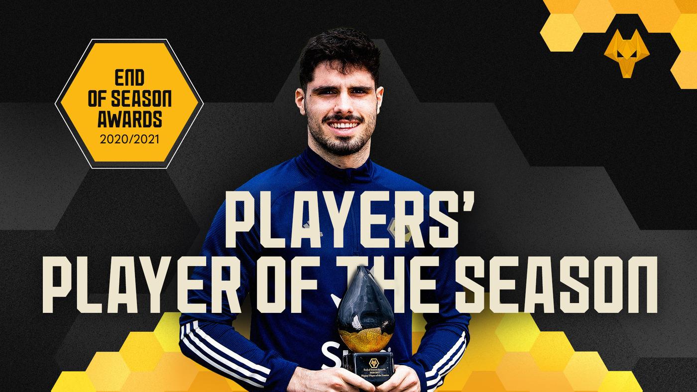 Players' Player of the Season | Pedro Neto