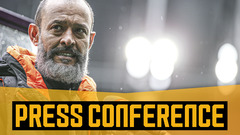 Nuno on Raul's return, Podence's surgery and developing young talent | Pre-Everton press conference
