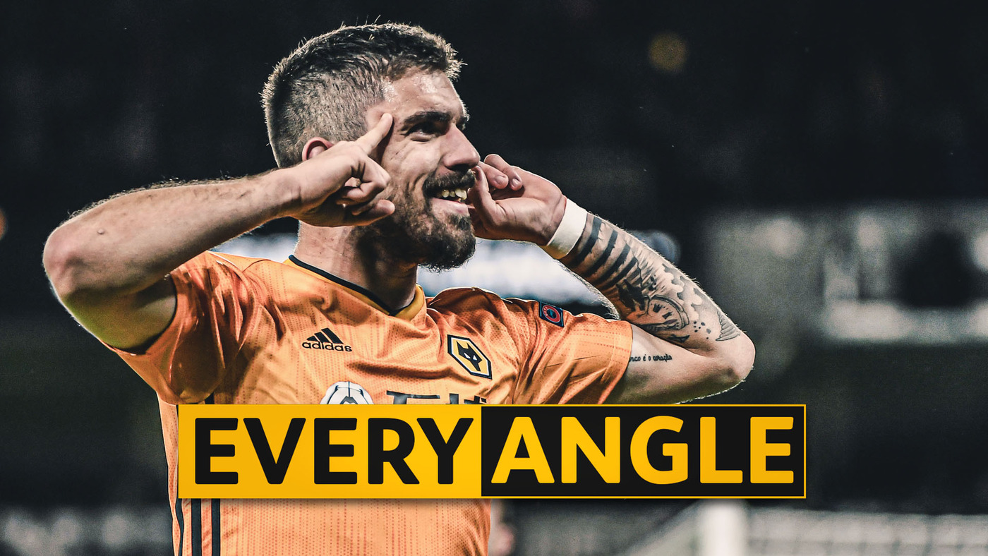 NEVES DOES IT AGAIN! Ruben Neves v RCD Espanyol | Every Angle