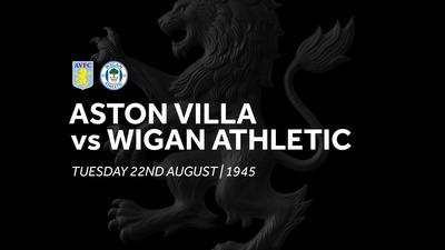 Aston Villa 4-1 Wigan Athletic: Extended highlights