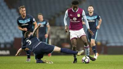 First half: Villa U23 0-0 Middlesbrough U23