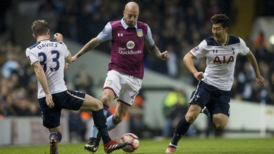 Tottenham 2-0 Aston Villa: Extended highlights