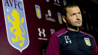 First interview: Colin Calderwood