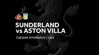 Sunderland 0-3 Aston Villa: Match re-run