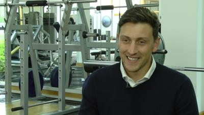 Tommy Elphick's first interview