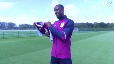 First interview: Albert Adomah