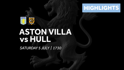 Aston Villa 1-1 Hull City: Extended highlights