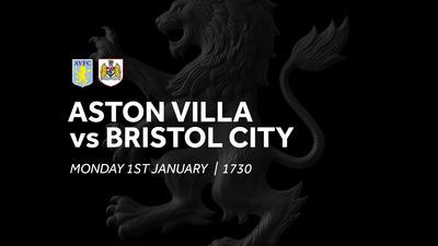 Aston Villa 5-0 Bristol City: Match re-run