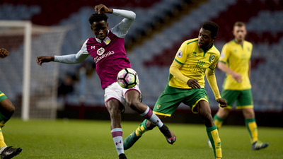 Villa U23s v Norwich City U23s: Second half