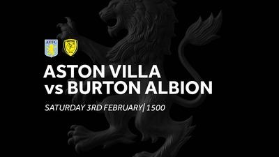 Aston Villa 3-2 Burton Albion: Extended highlights