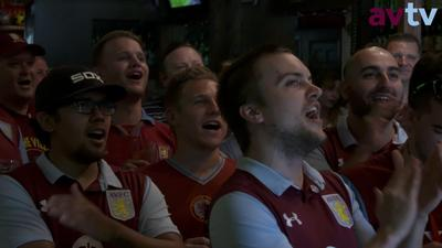 Global Villans: US supporters gather in Chicago