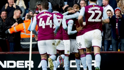 Aston Villa 1-0 Fulham: Bitesize highlights