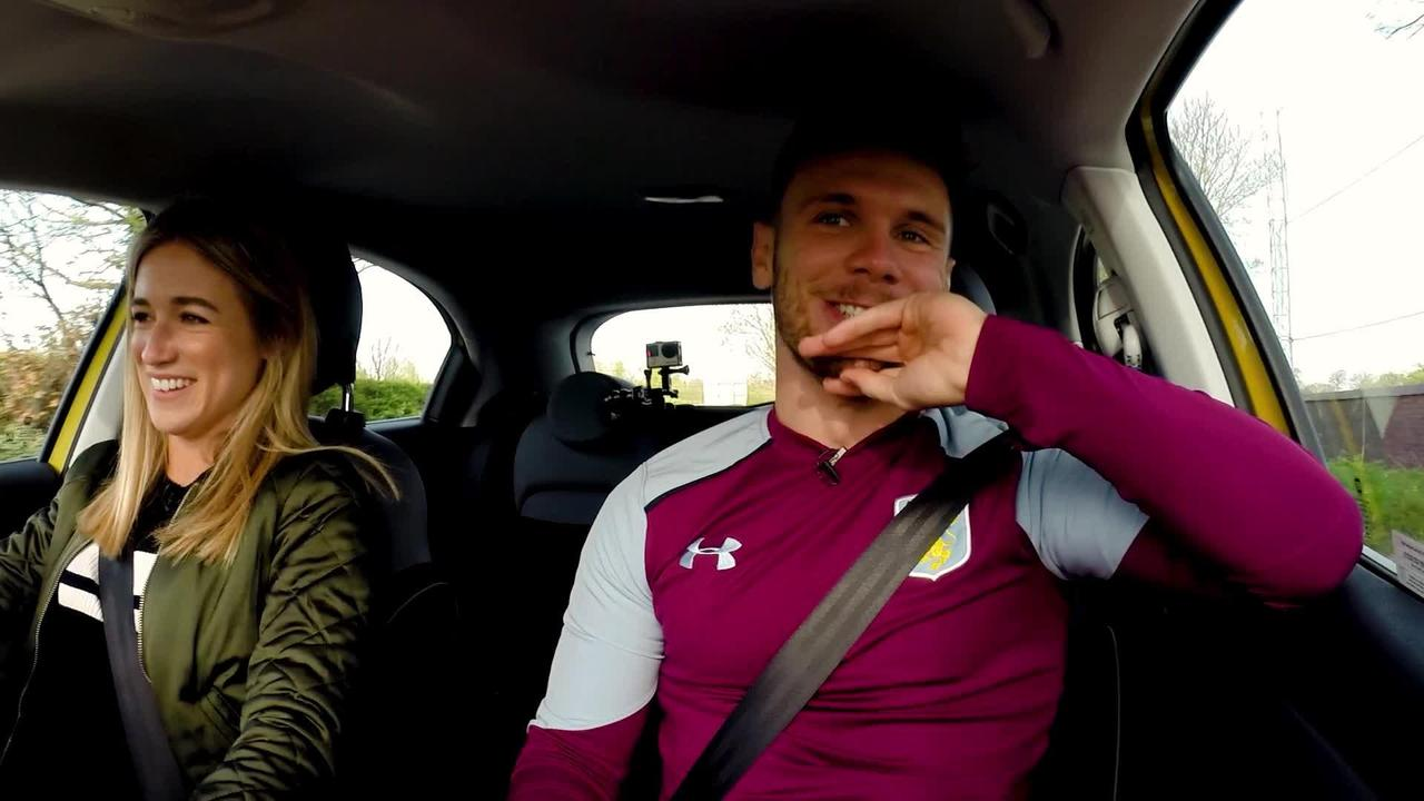 DriveTime: Scott Hogan