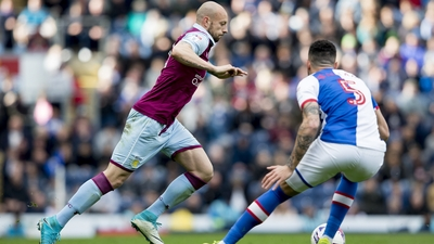 Blackburn Rovers 1-0 Aston Villa: Extended highlights