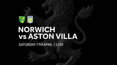 Norwich 3-1 Aston Villa: Extended highlights