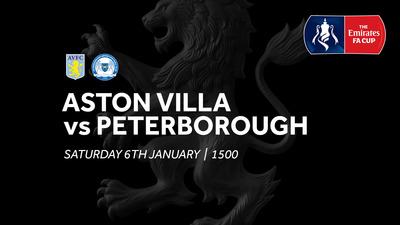 Aston Villa 1-3 Peterborough United: Extended highlights