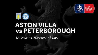 Aston Villa 1-3 Peterborough United: Extended highlights