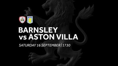 Barnsley 0-3 Aston Villa: Match Re-run