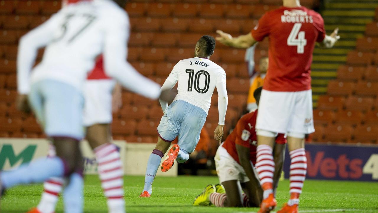 Barnsley 1-1 Aston Villa: Extended highlights