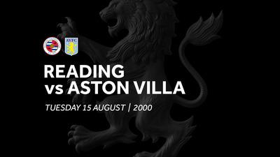 Reading 2-1 Aston Villa: Extended highlights