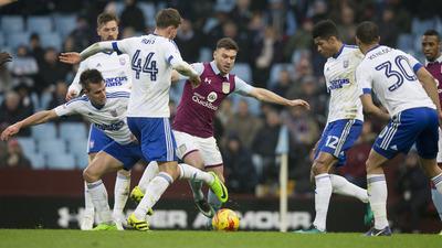 Aston Villa 0-1 Ipswich Town: Extended Highlights