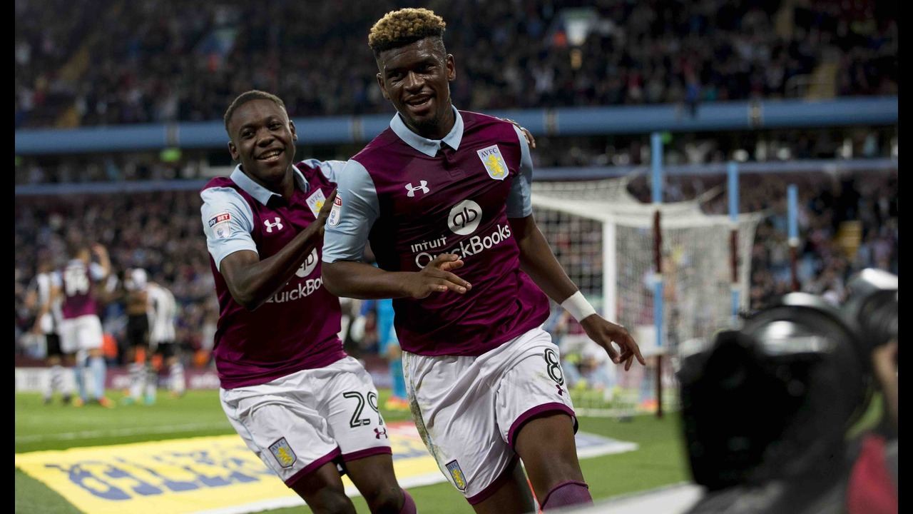 Aston Villa 1-1 Newcastle United: Extended highlights
