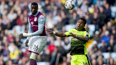 Aston Villa 1-3 Reading: Extended highlights