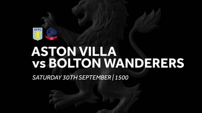 Aston Villa 1-0 Bolton Wanderers: Match re-run