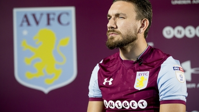 New signing: Robert Snodgrass