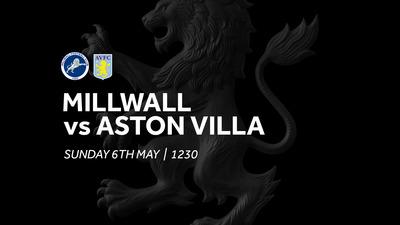 Millwall 1-0 Aston Villa: Match re-run