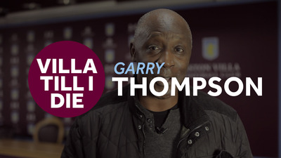 Villa Till I Die: Garry Thompson
