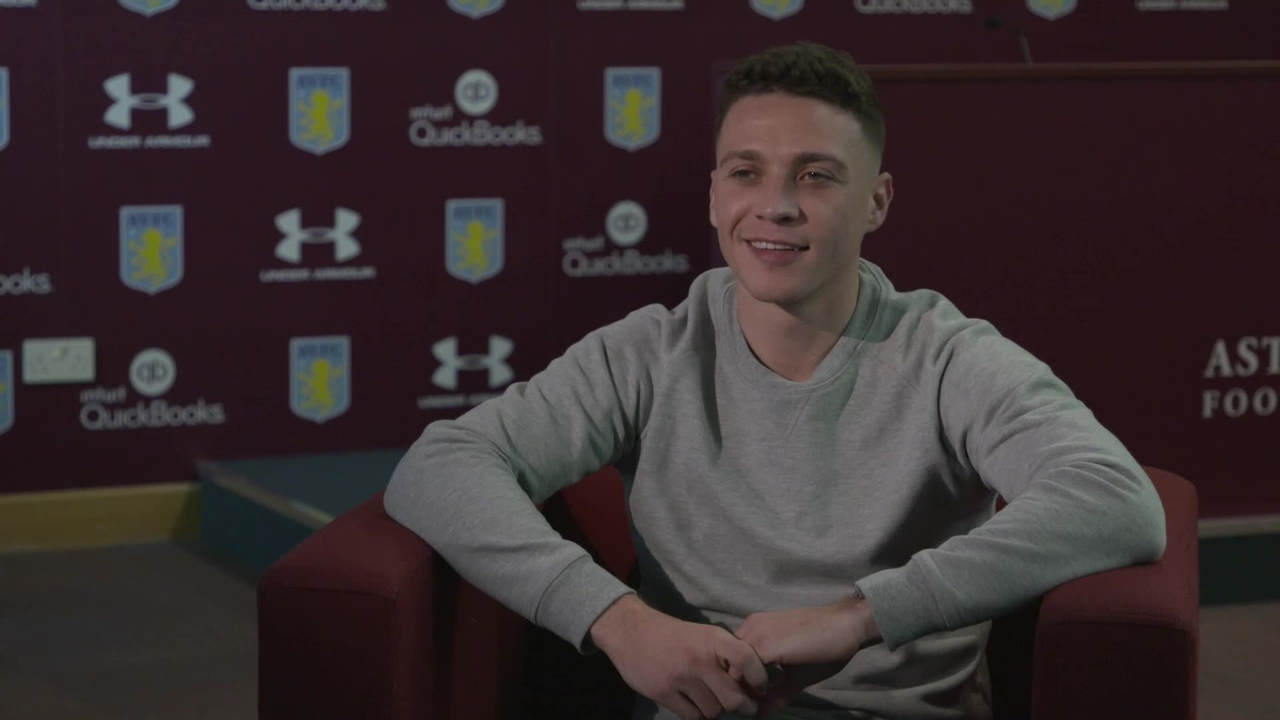 Interview: James Chester