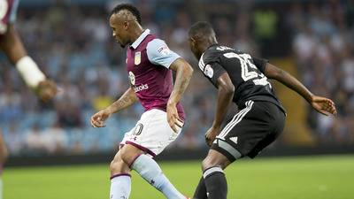Aston Villa 1-1 Brentford: Extended highlights