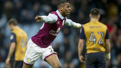 Aston Villa 2-0 Bristol City: Bitesize Highlights