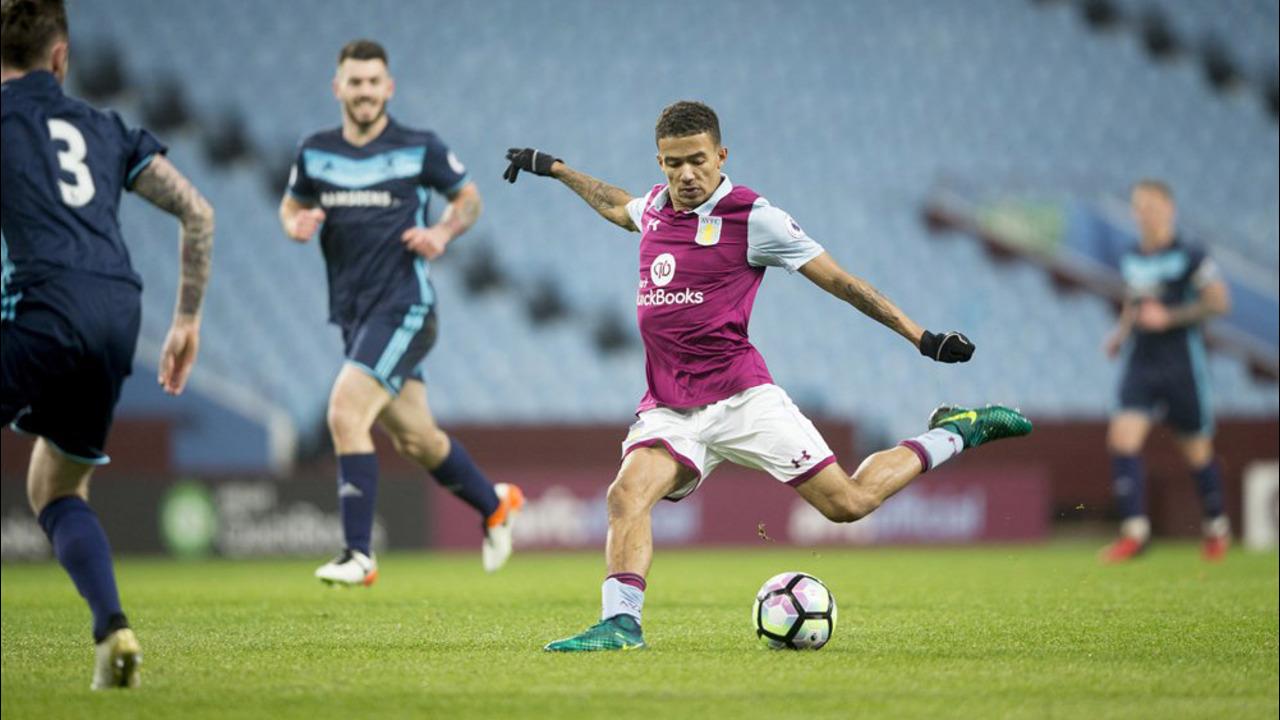 Second half: Villa U23 0-0 Middlesbrough U23
