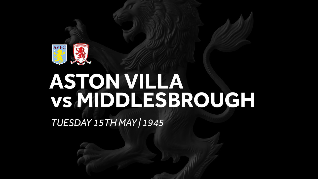 Aston Villa 0-0 Middlesbrough (Agg 1-0): Extended highlights