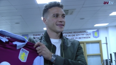 First interview: James Chester