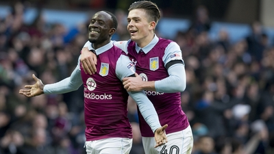 Aston Villa 2-2 Preston: Extended highlights