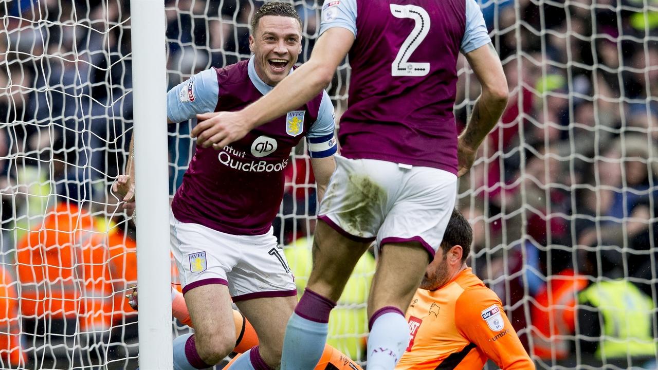 Aston Villa 1-0 Derby: Extended highlights