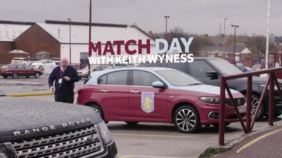 My Matchday with Keith Wyness