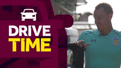 Drive Time: John Terry