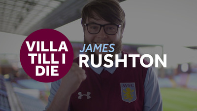 Villa Till I Die: James Rushton
