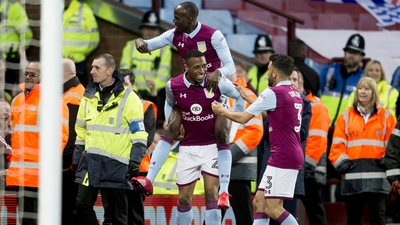 Aston Villa 1-0 QPR: Extended highlights