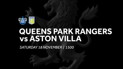QPR 1-2 Aston Villa: Match re-run