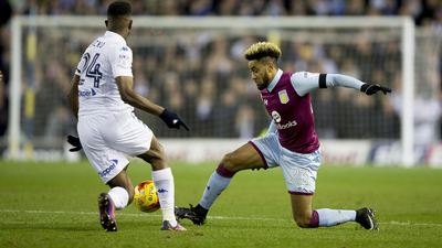 Leeds 2-0 Aston Villa: Extended highlights